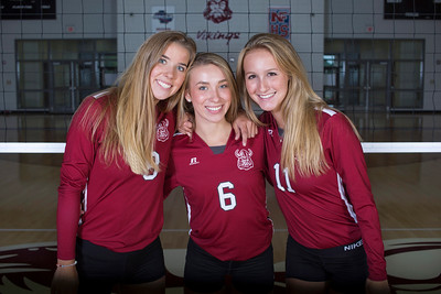 Lowndes High Volleyball