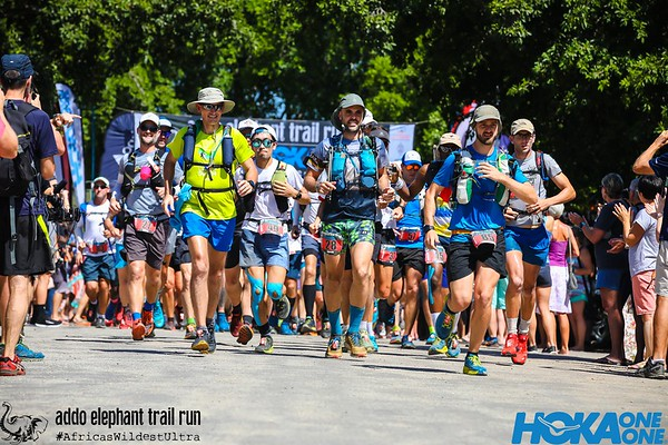 Addo Trail Run - 2020