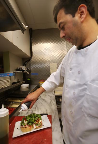 Luna Rossa Italian restaurant Tewksbury 120417