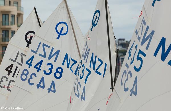 Optimist Class Yachting 2011