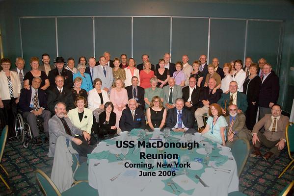 2006 Corning NY USS Macdonough Reunion