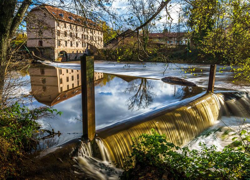Moulin de la Blies.
