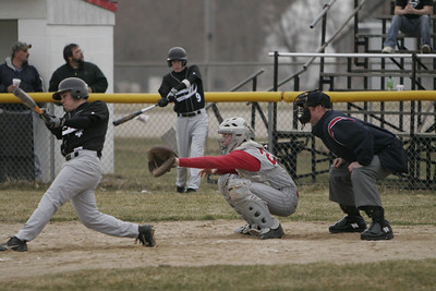 Boys Varsity Baseball - 3/29/2006 Fremont vs. Newaygo