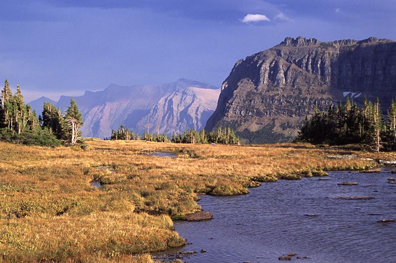 Hidden Lake Trail, Glacier National Park, MT