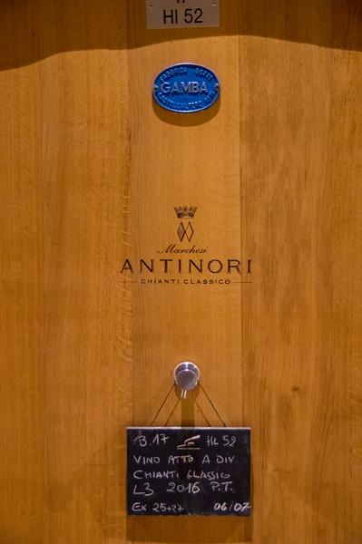 Antinori nel Chianti Classico