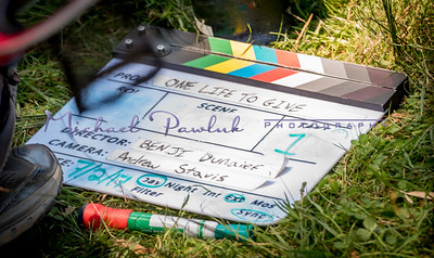 A day in the production of... One Life to Give