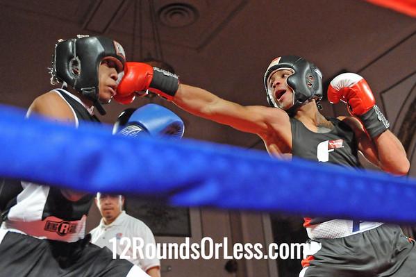 Bout 3 Ryizeemmion Ford, Lorenzo Scott, Alliance -vs- Chris Butler, Empire BC, Cleveland, 132 lbs, Open