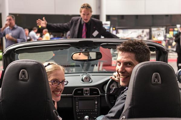 Sedus Furniture Launch @ Porsche
