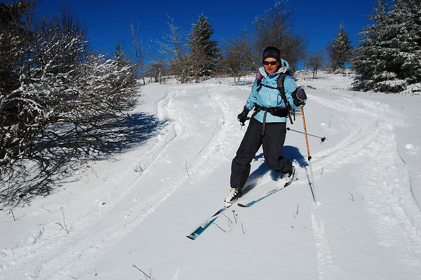 Messing About On Skis, WV (Winters 2008/2010)