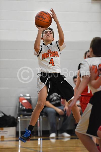 7th Grade Clio Basketball