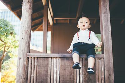 Nguyen's Family Photo Shoot - Rex 9 months