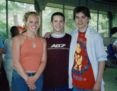 High School Graduation 2002