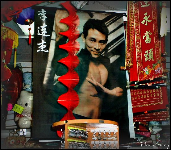 Shop Interior, Chinatown, NYC