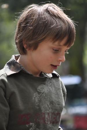 Logan's birthday 3/2011