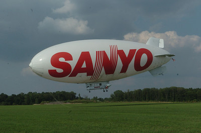 Sanyo  Blimp Ride
