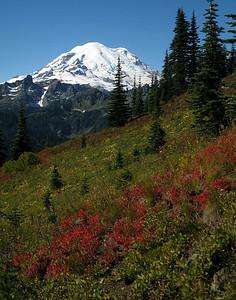 Mount Rainier - September 25, 2010