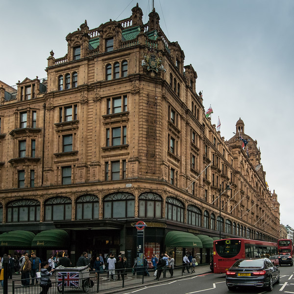 Harrods Department strore