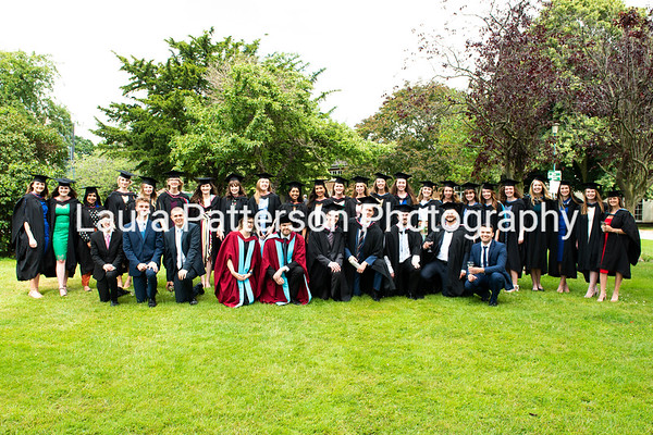 School of Geography Graduation Reception - 18-07-19