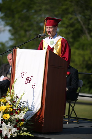 Paper THS Graduation 2018