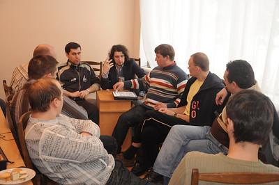 Seminary Sessions 2010