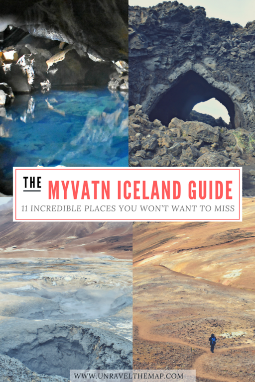 Mývatn Lake North Iceland Guide