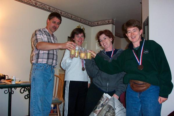 Grandma's Marathon, 2003