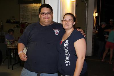 Block Party, East End Fire Company, Tamaqua (6-9-2012)