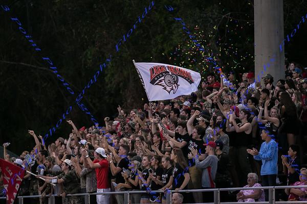 LMHS Varsity Football vs Lake Brantley - Oct 2, 2017