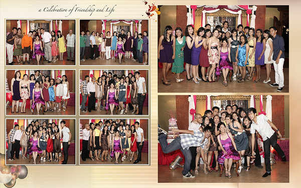 Allysa Marie 18th Birthday Storybook