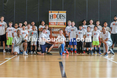 Hoops the Right Way - Holiday clinic