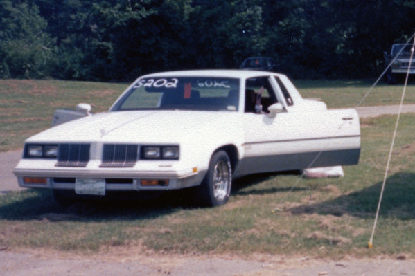 July & August 1989:  A summer of drag racing .  .  .