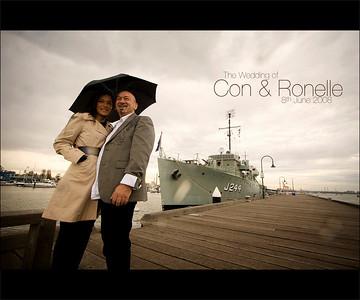 Con & Ronelle