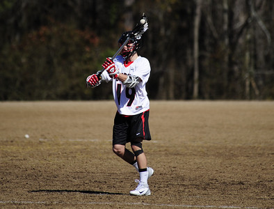 Georgia  beats  NC State Mens Lacrosse 2012