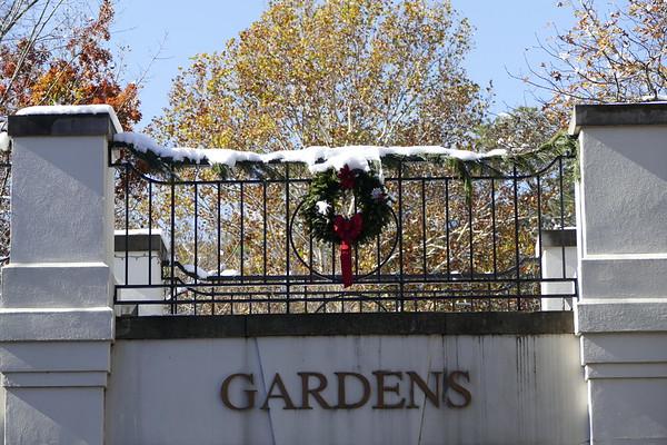 Birmingham Botanical Gardens 12/09/17