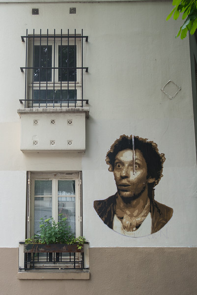 Street Art in Montmatre