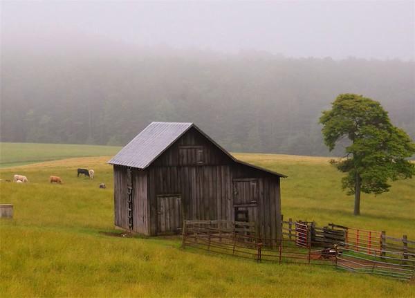Floyd County Barn