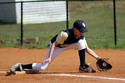 Landmark Middle School Baseball vs Oak Mountain