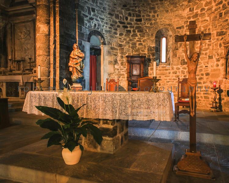 Santa Margherita di Antiochia Church , Vernazza , Cinque Terre