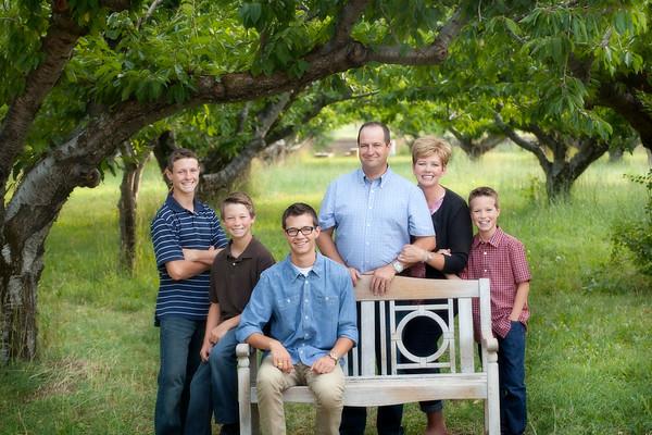 Niederhauser Family 2015