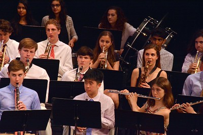 US and MS Band Concert Spring 2019