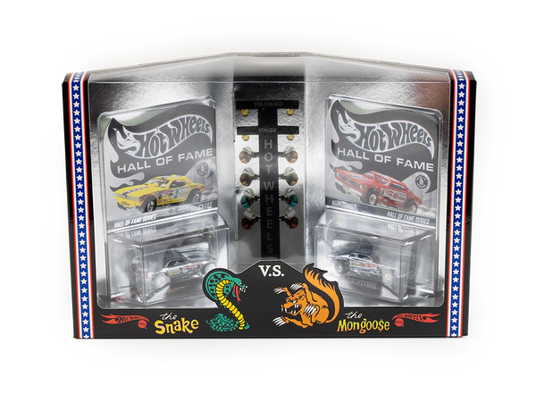 Hall of Fame Snake vs Mongoose