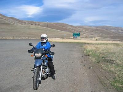Klickitat Ride Monday 10-17-2005