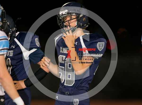 Football16 Higley vs Cactus JV