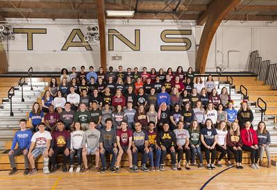 Class of 2015 College T-Shirt