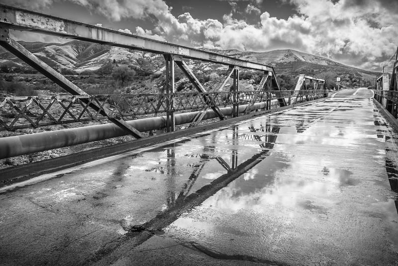 Garnet St. Bridge - Mentone, CA, USA