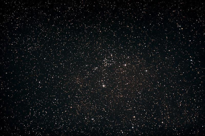 NGC6281 Open Cluster in Scorpius