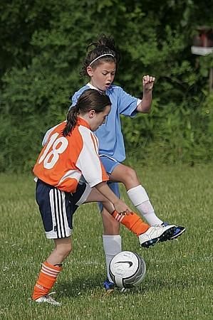 Avon Wildcats U10 Girls vs Far Post Orange U10 Girls