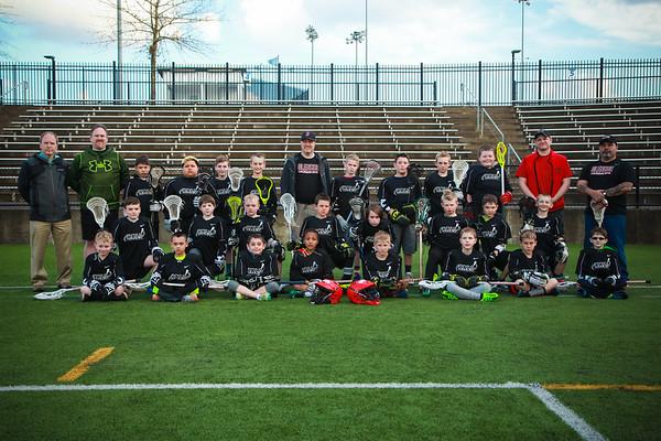 Glencoe 3-4 lacrosse 2017