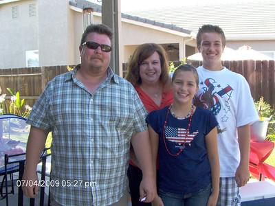 4th of July at Ron & Lori's 2009