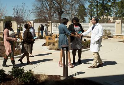 Vidant Cancer Center Public Opening